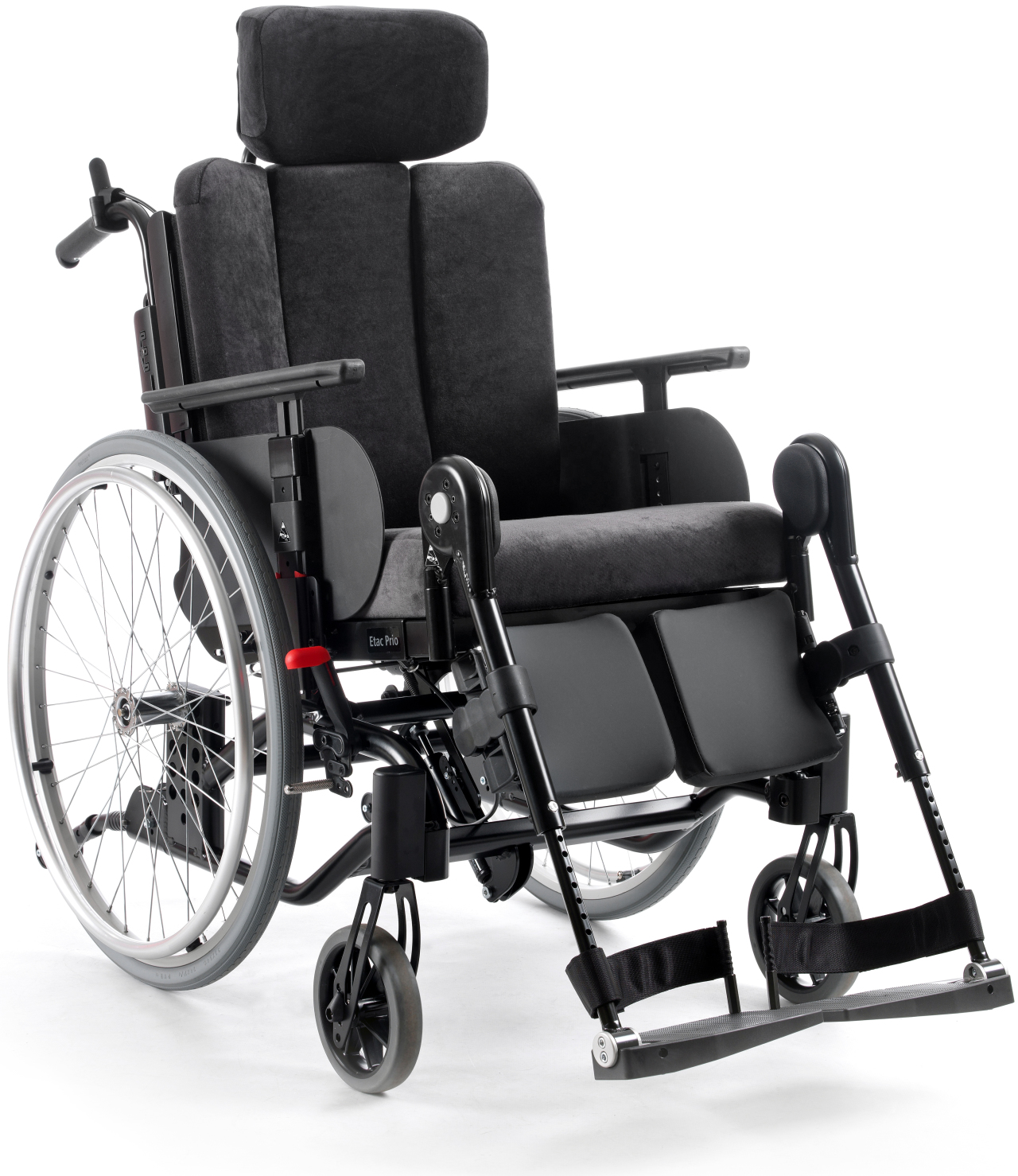 Etac Prio 3D multi-functional wheelchair - Discontinued