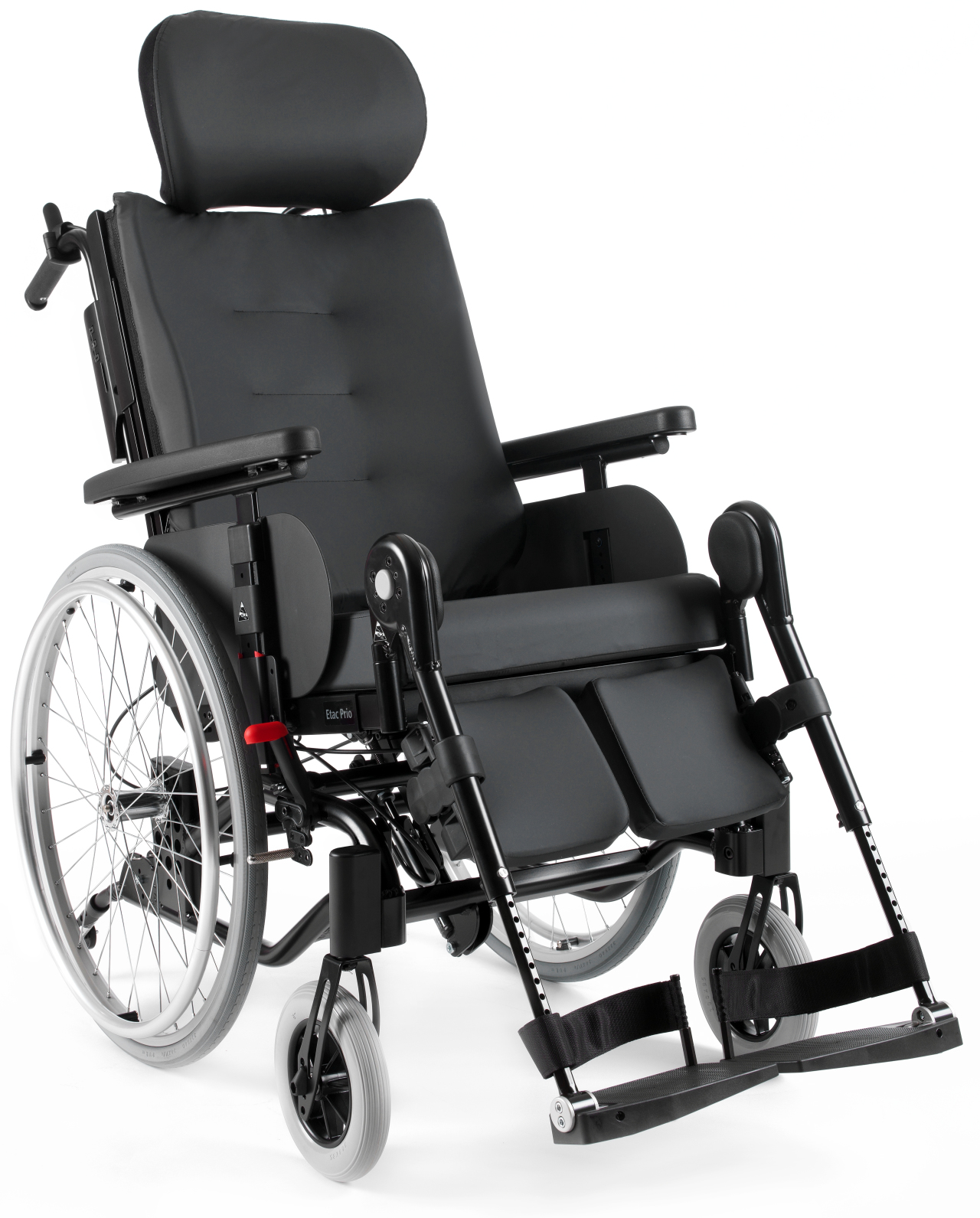 Etac Prio multi-functional wheelchair