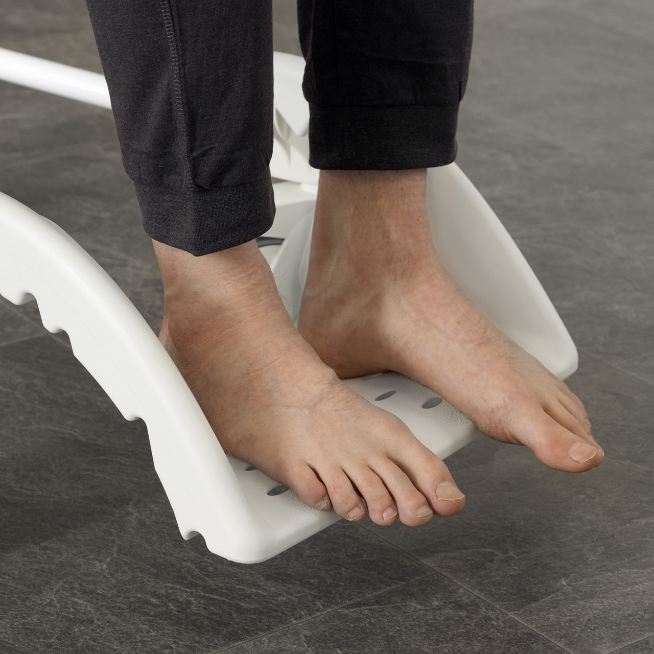 Foot support designed for feet