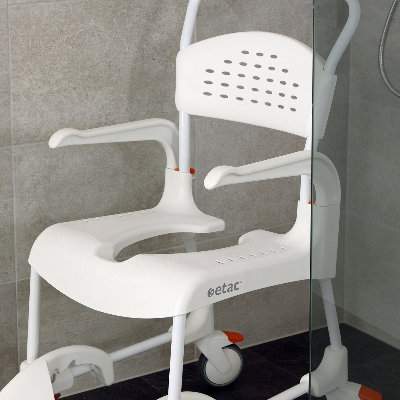 Etac Clean shower commode chair | Etac.com
