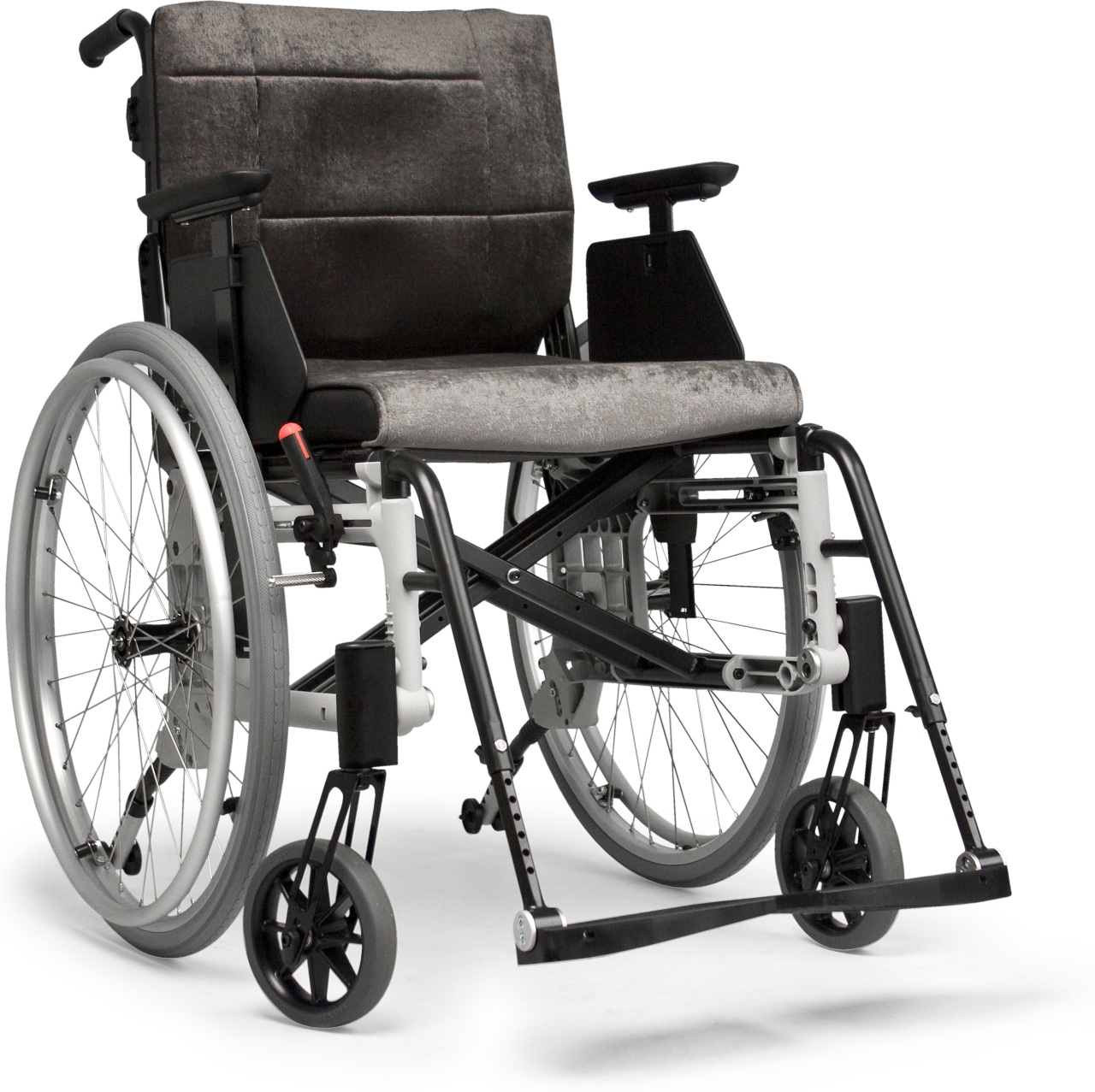 Etac Cross 5 wheelchair - every little detail makes a big difference