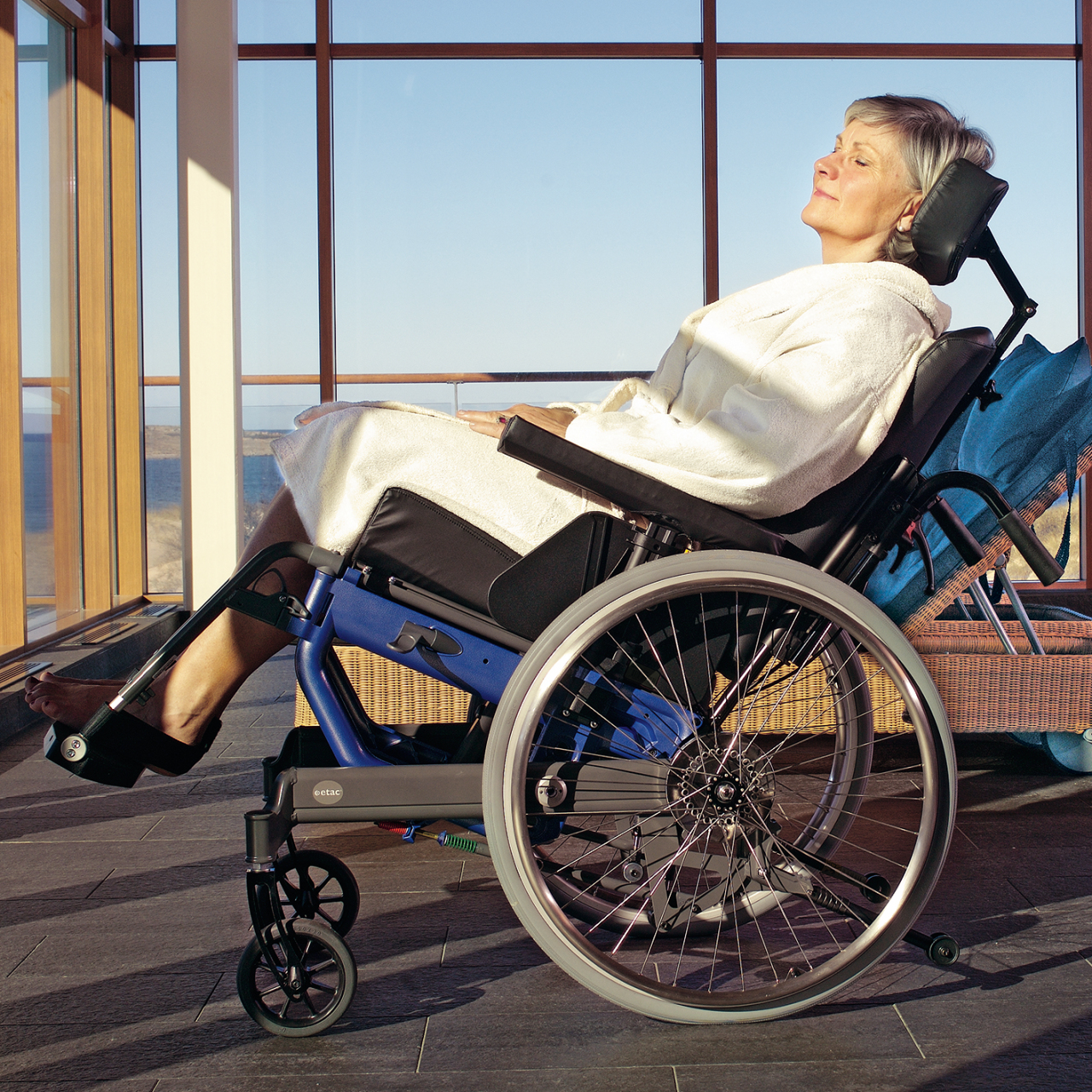 Etac Next Comfort wheelchair