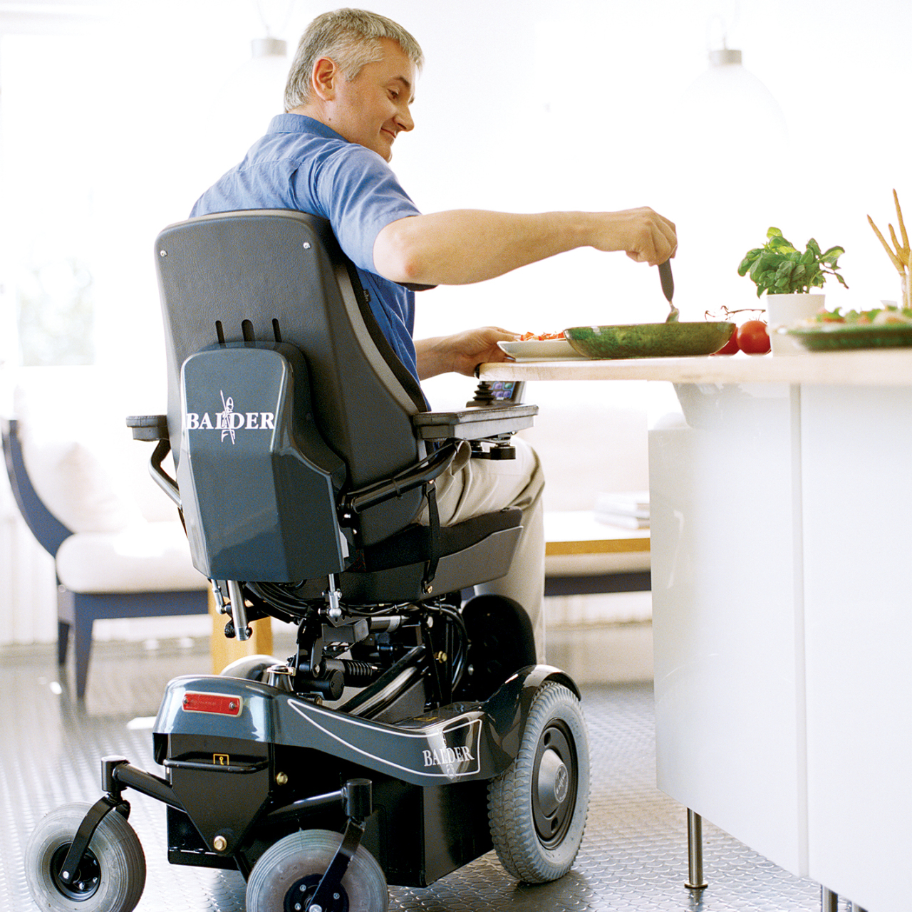 Power Wheelchairs – Service and Support