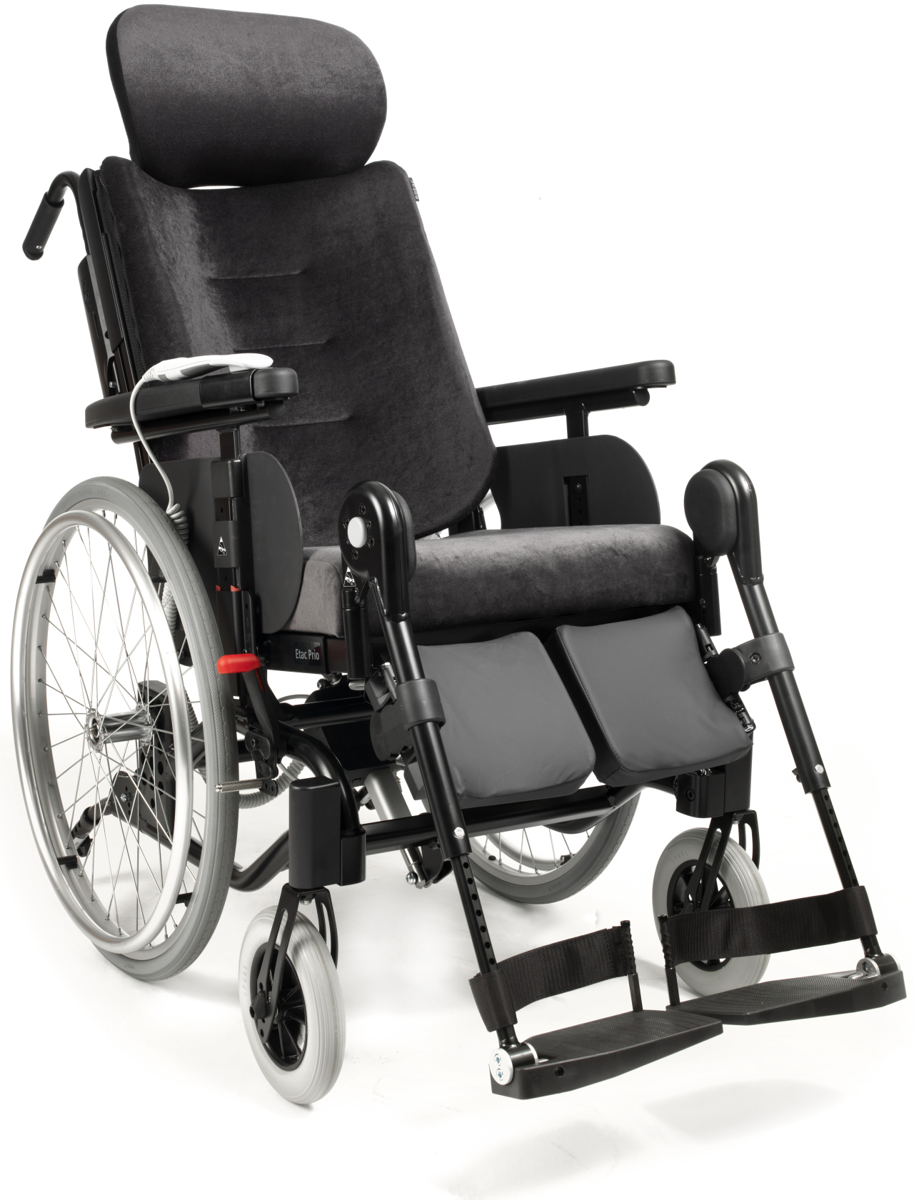Etac Prio Electric Tilt multi-functional wheelchair