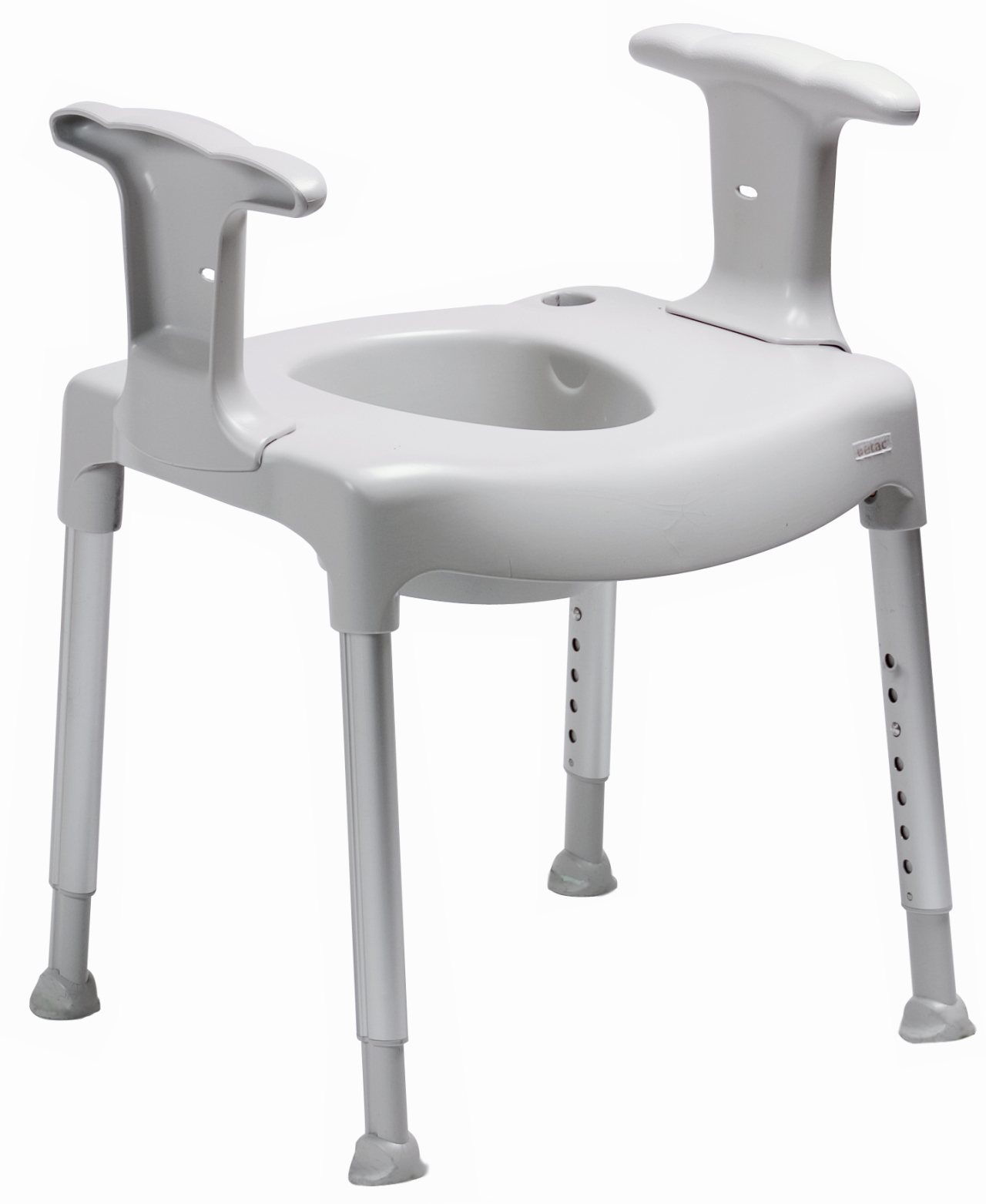 Etac Swift Freestanding toilet seat raiser