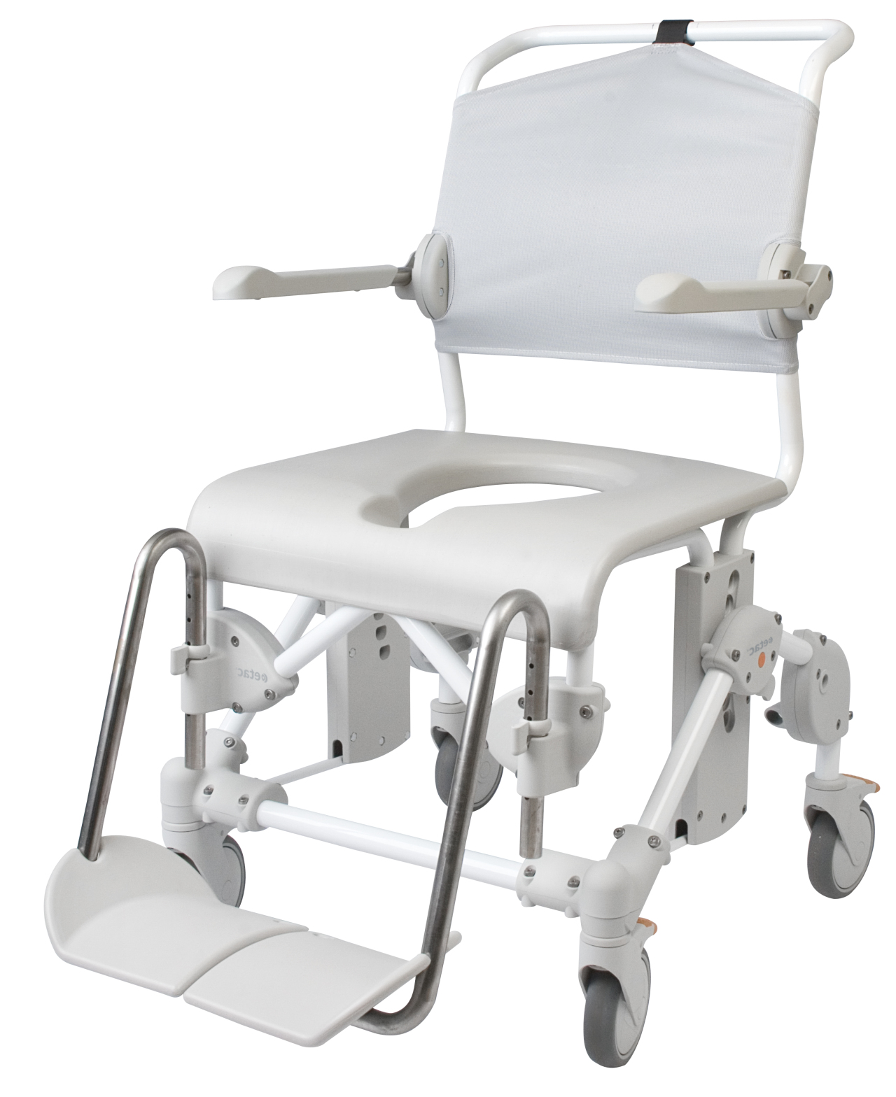 Bariatric Shower Commode Chair Model B385 Products