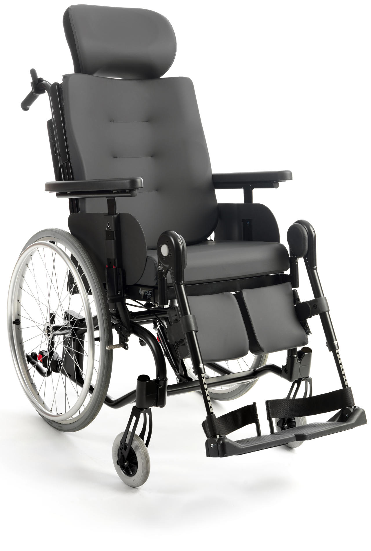 Etac Prio multi-functional Wheelchair - Discontinued